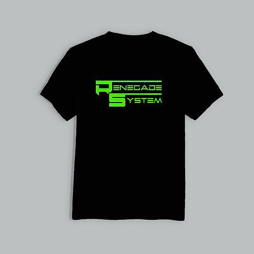 Renegade System Color-Logo T-Shirt (Various)