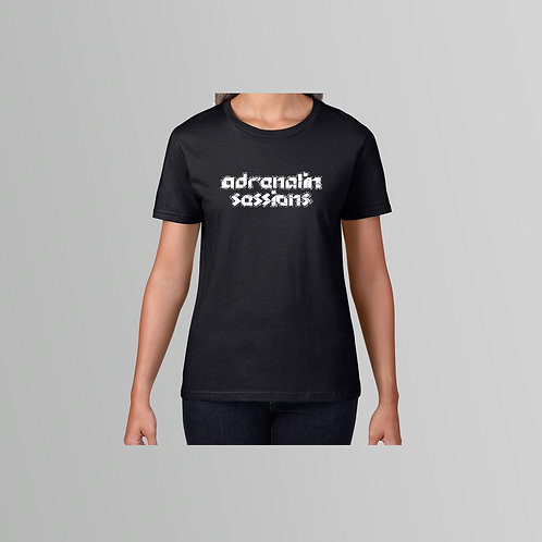 Adrenalin Sessions Ladies T-Shirt