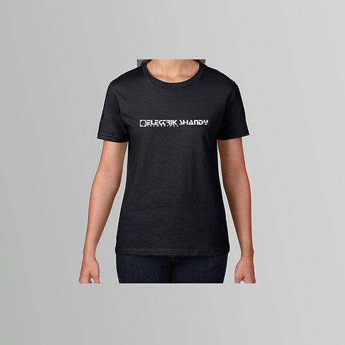 Electrik Shandy Ladies T-Shirt (Various Colours)