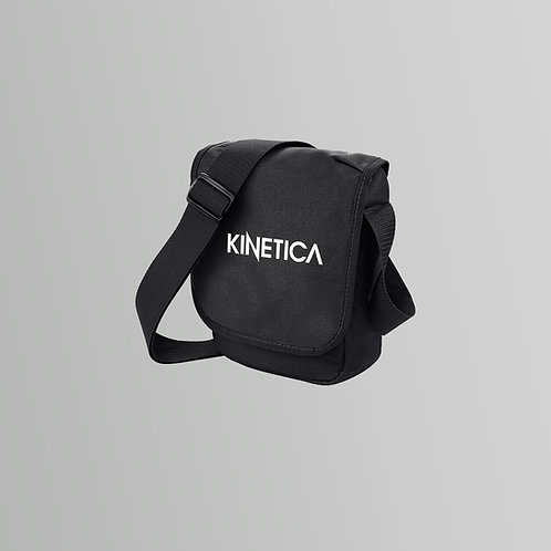 Kinetica Reporter Bag (Black)