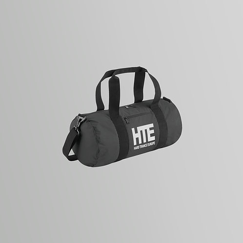 HTE Reflective Barrel Bag (Black)