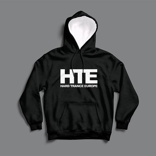 HTE Hoodie (Black/White)