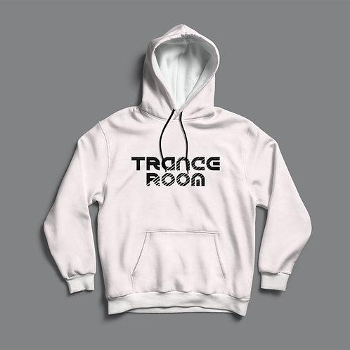 Trance Room Hoodie (Black / White)