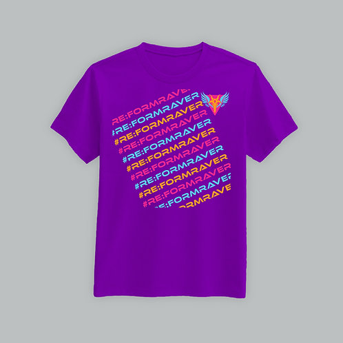 Re:Form Repeat T-Shirt (Various Colours)