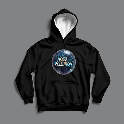 Noise Pollution Circular Contrast Hoodie (Various Colours)