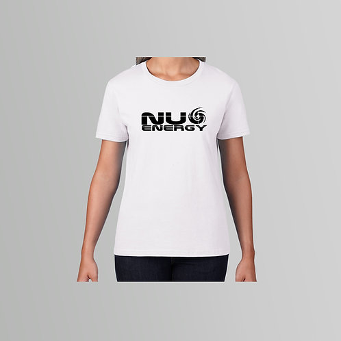 Nu Energy Collective Ladies T-Shirt (Various Colours)