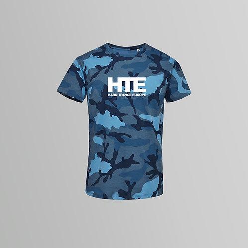 HTE Camo T-Shirt (Blue)