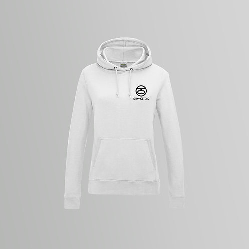 Symmetrik Round Logo Ladies Hoodie (Various Colours)