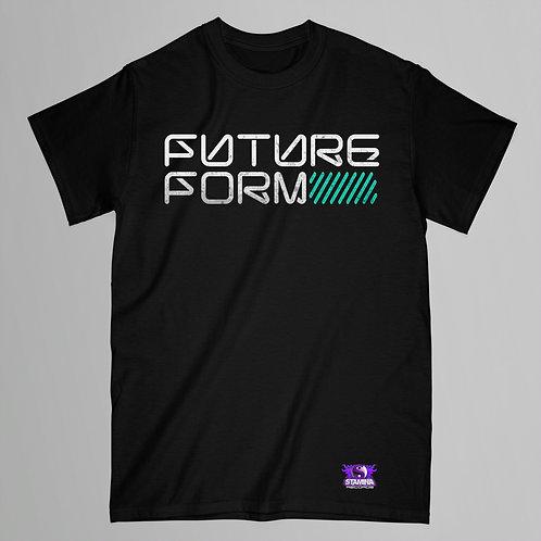 Stamina Future Form T-Shirt (Black)