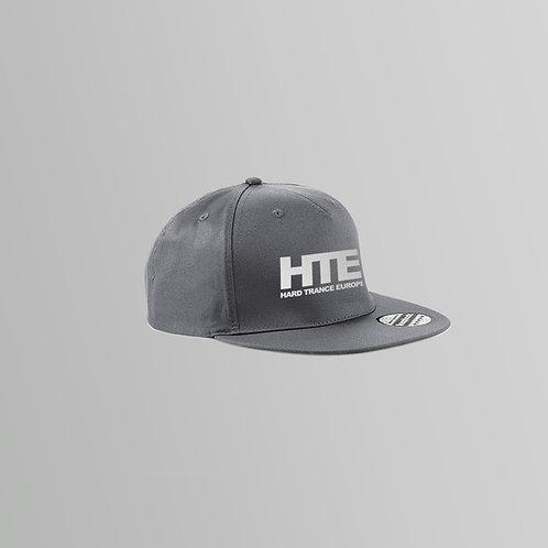 HTE Snapback Cap (Grey)