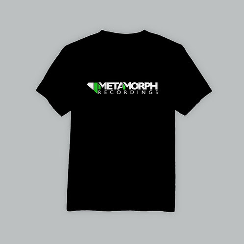Metamorph Seismic T-Shirt Black/White)