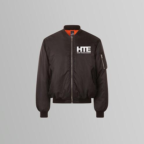 HTE Authentic Bomber Jacket (Black)