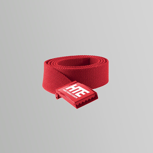 HTE Belt (Red)