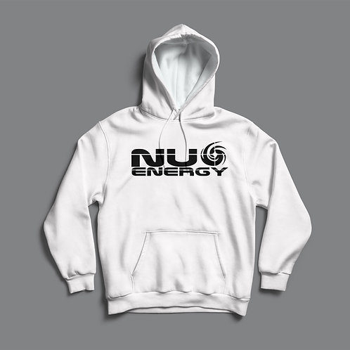 Nu Energy Collective Hoodie (Black/White)