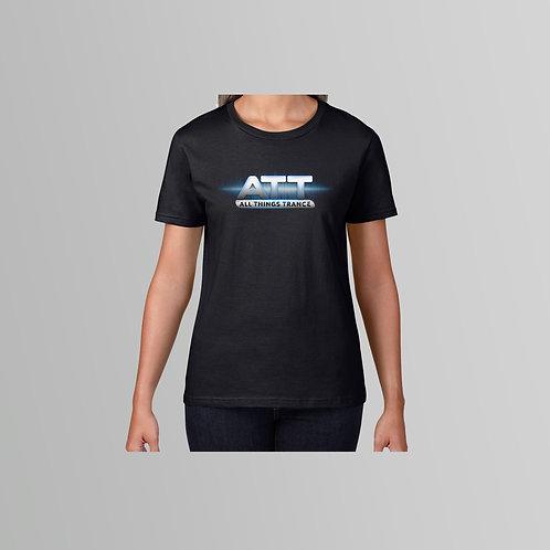 ATT - All Things Trance Ladies T-Shirt (Various Colours)