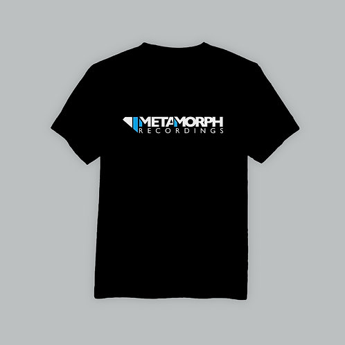 Metamorph Advance T-Shirt (Black/White)