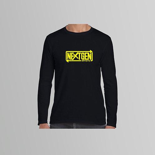 NextGen Artists Long Sleeve T-Shirt (Various Colours)