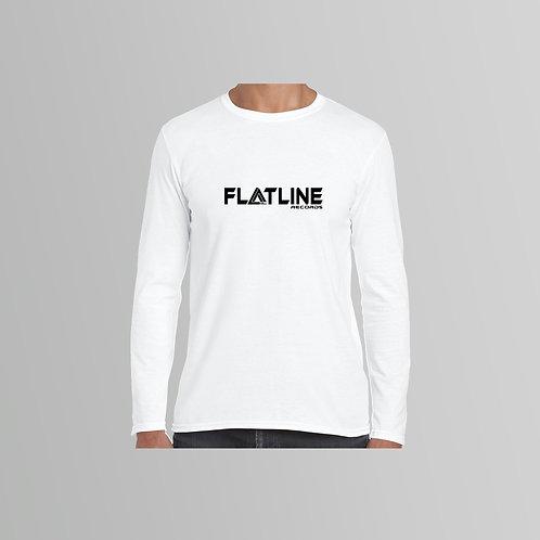 Flatline Recordings Long Sleeve T-Shirt (Various Colours)