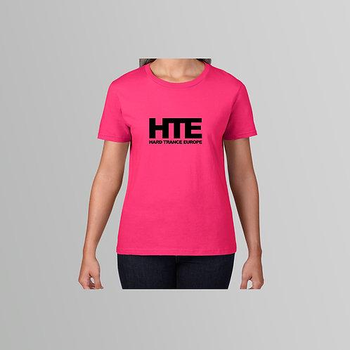 HTE Ladies T-Shirt (Pink)