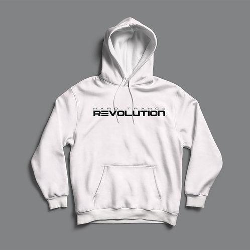 Hard Trance Revolution Hoodie (Black/White)