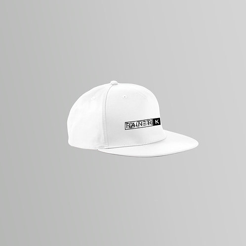 RainerK Snapback (Black/White)