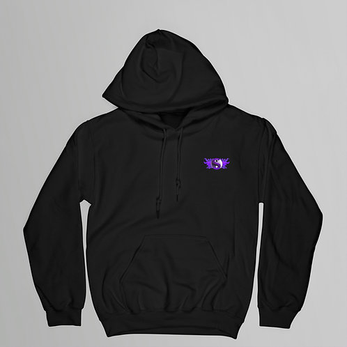 Stamina Classic Front & Back Print Hoodie