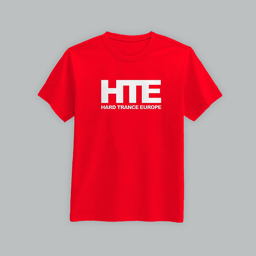 HTE Classic T-Shirt (Red)