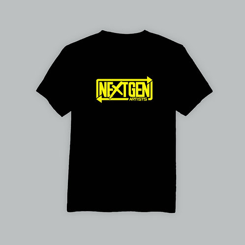 NextGen Artists T-Shirt  (Various Colours)