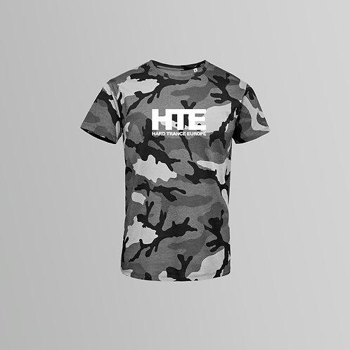 HTE Camo T-Shirt (White)