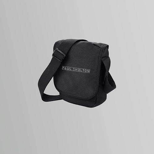 Paul Skelton Reporter Bag (Black)
