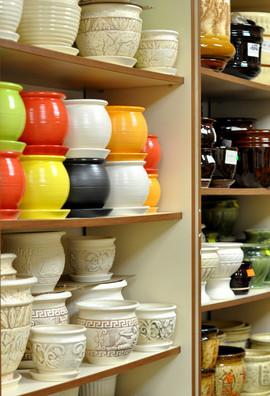 Цветочные горшки, кашпо и многое другое для ваших растений