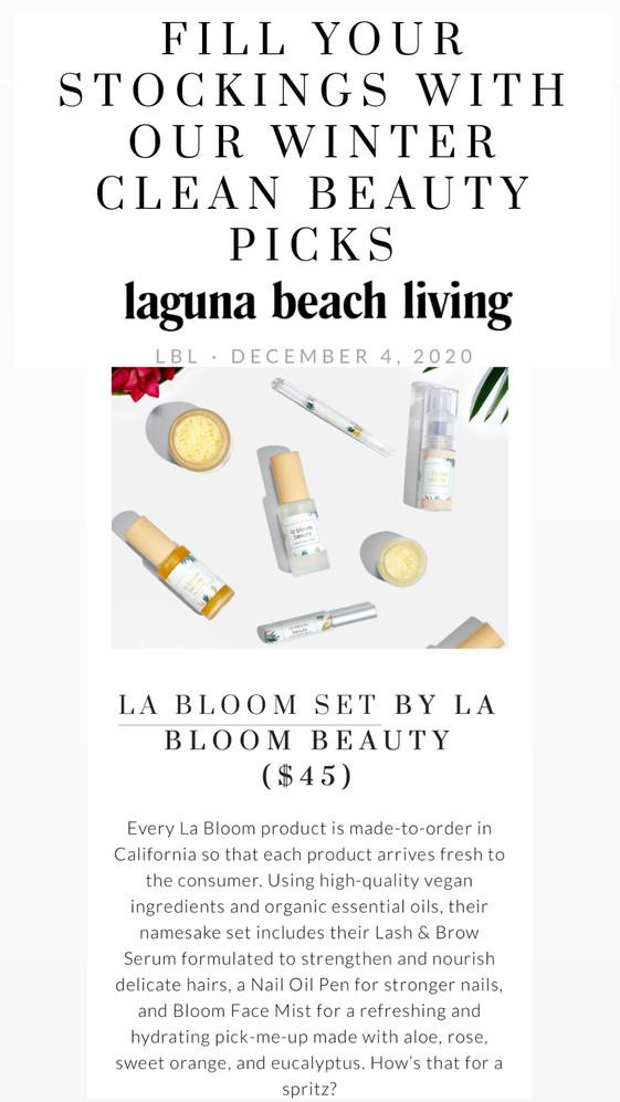 LAGUNA BEACH LIVING