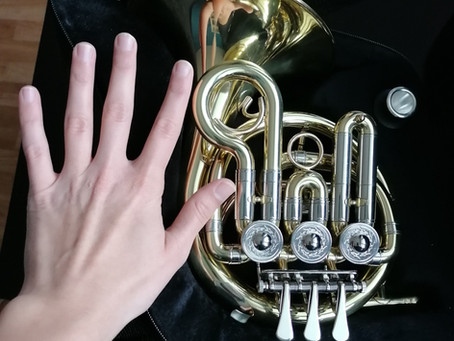 Product Review of the Mini Horn in the key of B Flat