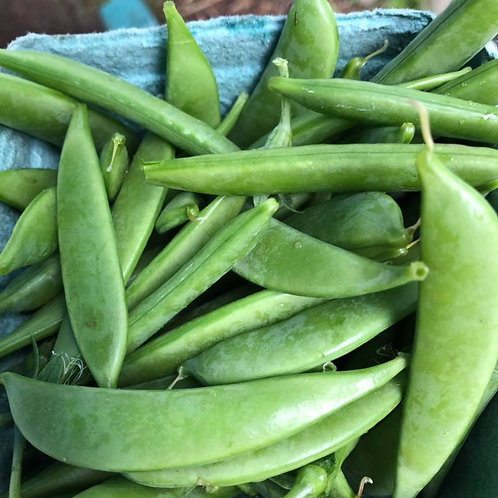 Dilly Snap Peas