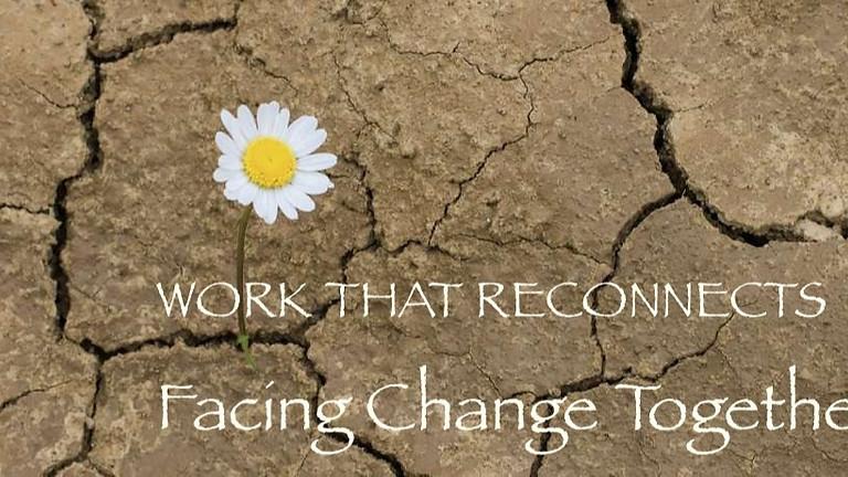 Online workshop: Facing Change Together