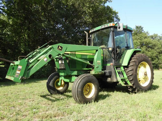 ABSOLUTE AUCTION: Trucks, Tractor, Equipment
