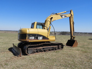 Auction: Construction Equipment, Farm Equipment, Cattle, More
