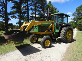 Absolute Auction: Equipment, ATVs & More