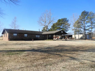 Estate Auction: Sunday, March 28 @ 1 PM - 2 Tracts of Real Estate and Personal Property