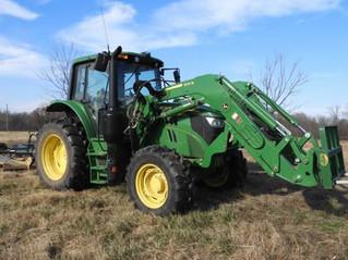 ESTATE AUCTION: Farm & Ag Equipment, Humvee, Tools, More!