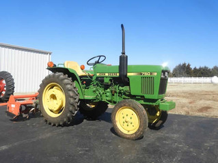 AUCTION: FARM EQUIPMENT - SUN, MAR 14TH