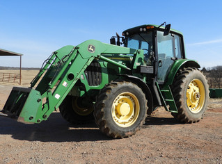 Auction: Hay & Tillage Equipment