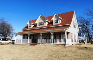 ESTATE AUCTION: Home & Land, Tractor, Tools, Guns, Antiques