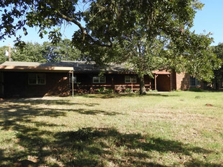Real Estate Auction - 80ac & Brick Home