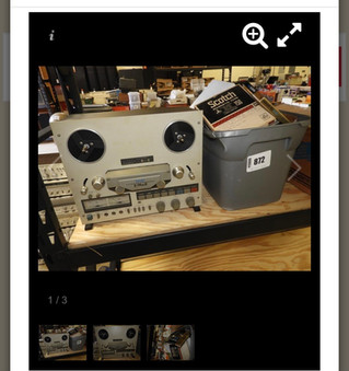 ALL ONLINE! Vintage Stereo and Radio
