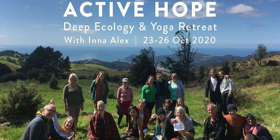 4-days Deep Ecology & Yoga, Golden Bay