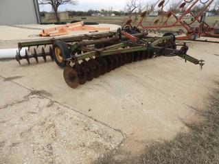 AUCTION: Tractors, Preifert Set-up, ATVs, More