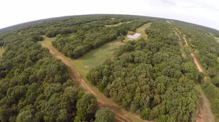 No Reserve Real Estate Auction: The Ultimate Central Oklahoma Hunting Property