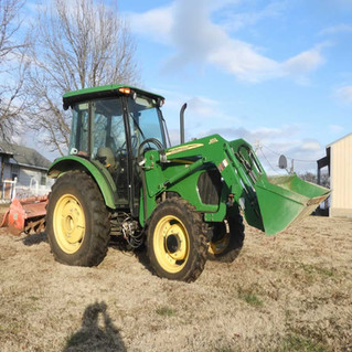 AUCTION: FARM EQUIPMENT - SAT., FEB 20TH