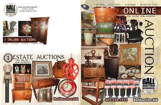 ANTIQUE AUCTION: Online Only for Shirley Hayden Estate